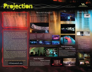 Projection research poster