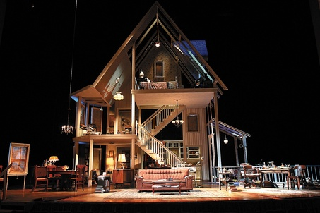 The Weston home in August: Osage County